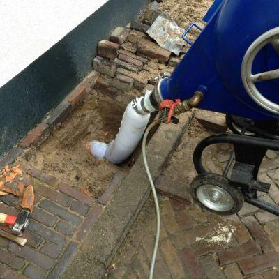 Renovatie riolering